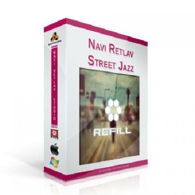 Navi Retlav Studio Street Jazz REASON REFiLL-SYNTHiC4TE