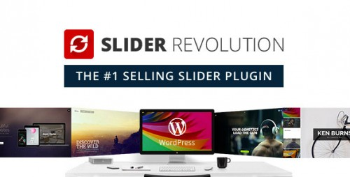 Nulled Slider Revolution v5.1.1 - Responsive WordPress Plugin photo