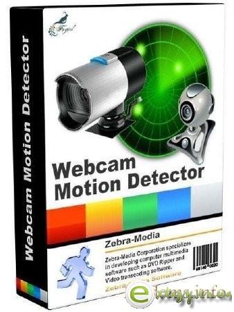 Zebra Webcam Motion Detector 2.1 ENG