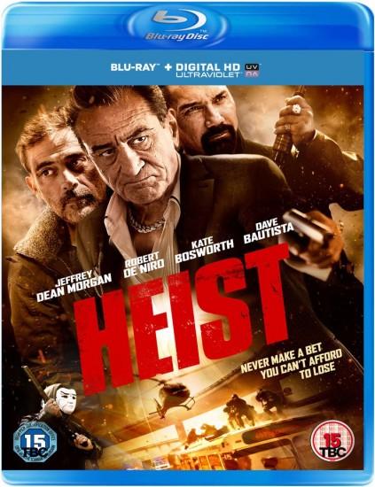 Heist (2015) BDRip x264-ENSOR