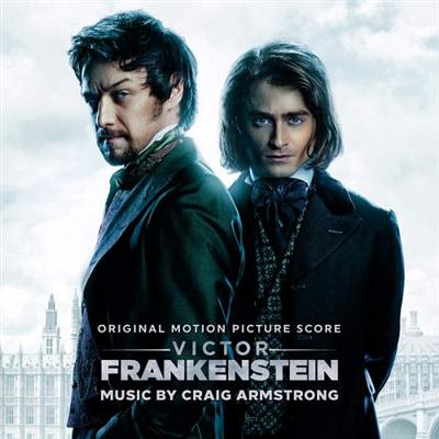 Craig Armstrong - Victor Frankenstein (Original Motion Picture Score) [iTunes Plus AAC M4A] (2015)