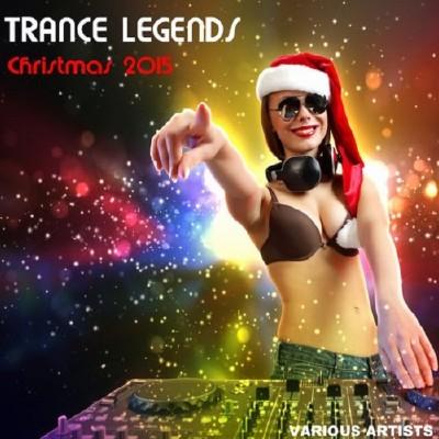 VA - Trance Legends Christmas (2015)