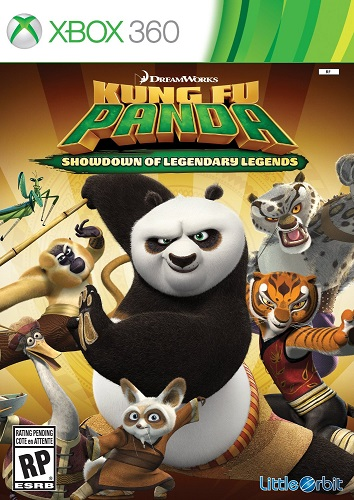 Kung Fu Panda Showdown Of Legendary Legends XBOX360-COMPLEX
