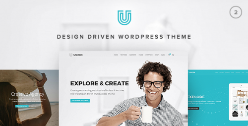 Nulled Unicon v2.0 - Design-Driven Multipurpose Theme