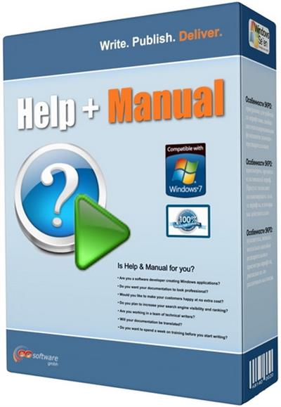 Help & Manual 7.0.9 Build 3791