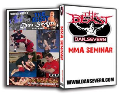 Dan Severn - MMA Seminar DVD