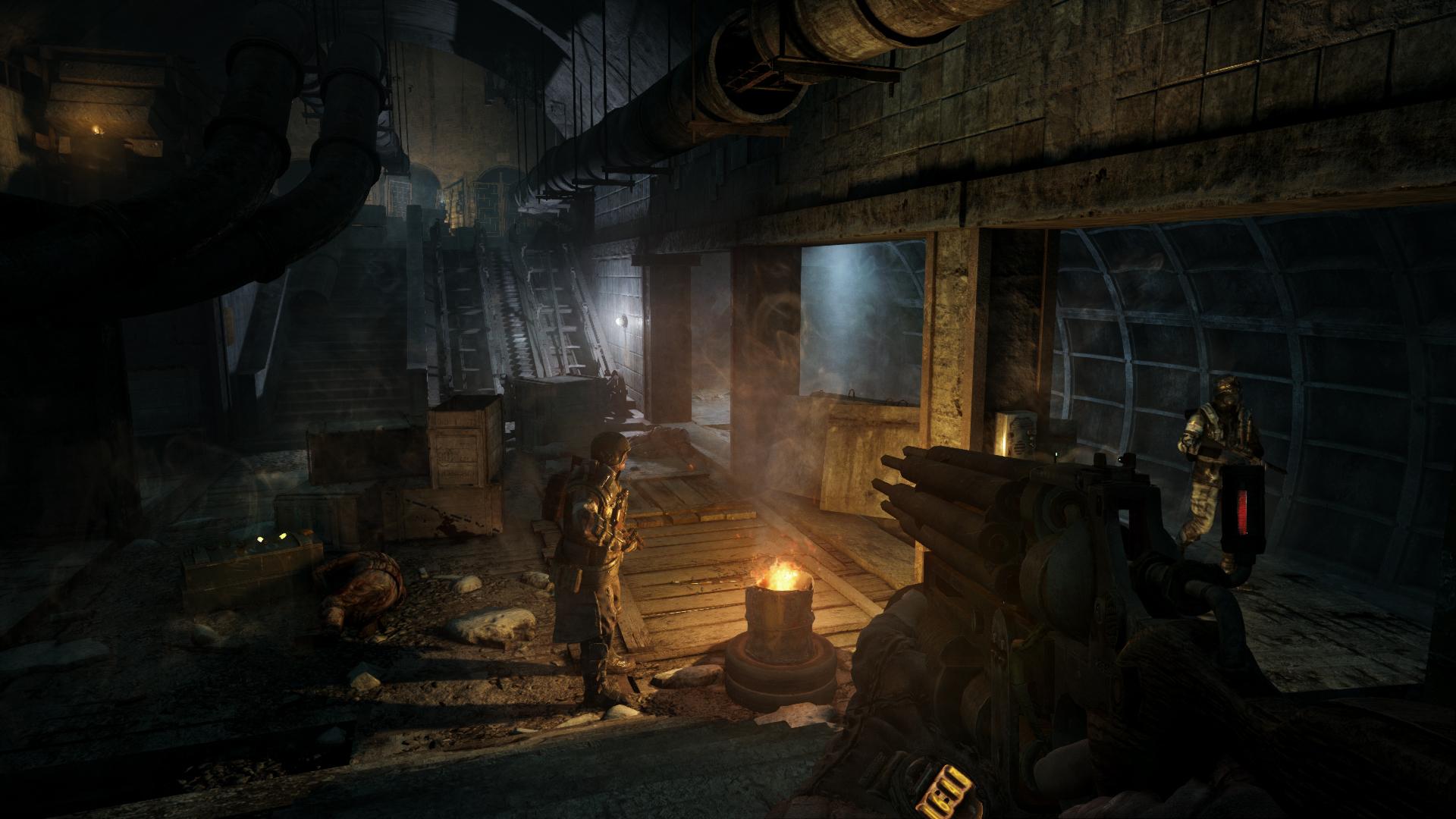 Изображение для Metro 2033: Redux [amd64] (кликните для просмотра полного изображения)