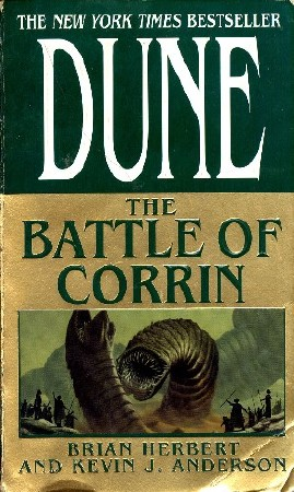 Frank  Herbert  -  The Battle of Corrin  (Аудиокнига)