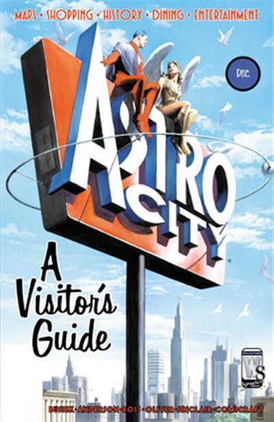 Astro City - A Visitor's Guide (2004)