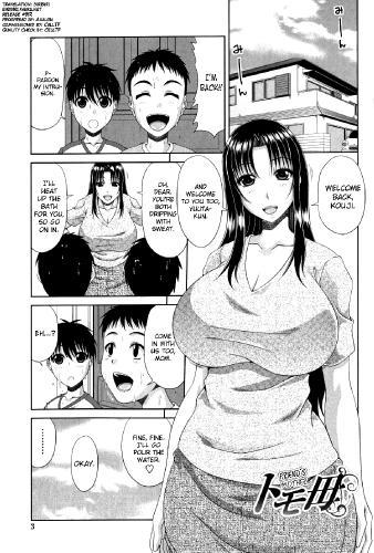 Kai Hiroyuki - Tomo Haha Ch. 1-4