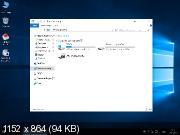Windows 10 Pro Version 1511 x86/x64 MoverSoft v.11.2015 (RUS/2015)