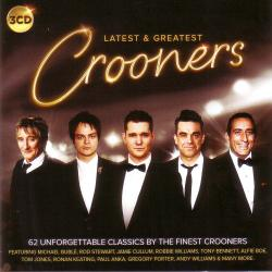 VA - Latest and Greatest Crooners (2015)