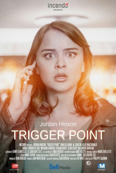 Stan zapalny / Trigger Point (2015) PL.HDTV.XviD-KiT / Lektor PL