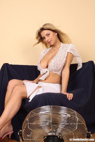 Boobsgarden Katerina Hartlova White