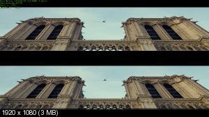 Прогулка / The Walk (2015) BDRip 1080p | 3D-Video | halfOU