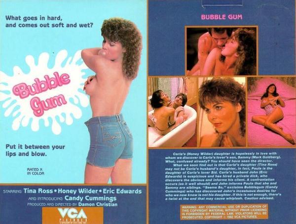 Classic bubble gum 1982 - 3 5