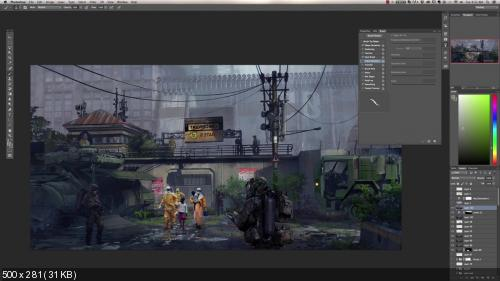 Gumroad – Post-Apocalyptic Concept Art Bundle by Tyler Edlin