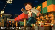 Minecraft: Story Mode Episode 1-4 русская версия Reloaded