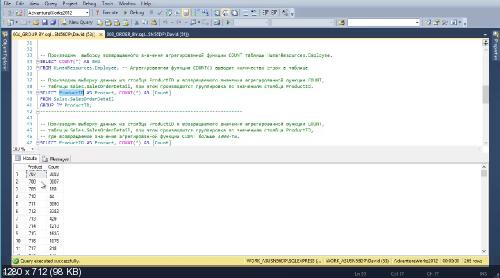[ITVDN] SQL Essential