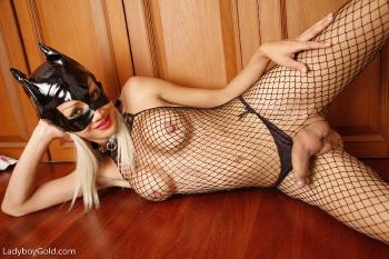 Natalie - Hung Catwoman