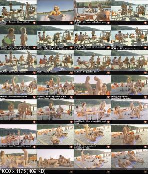 Flavia, Geena Gain, Sunny Diamond - Love And Watercraft [FuckingGamble] (HD 720p|WMV|3.76 GB|2015)