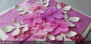 Цветы из гофрированой бумаги 76ed3f287085301c874ea514d3271c19