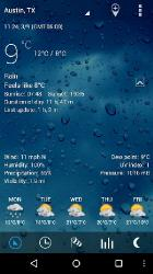 Sense V2 Flip Clock and Weather v.1.01.09 (Android)