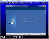 Realtek High Definition Audio Drivers 6.0.1.7745 Vista/7/8.x/10