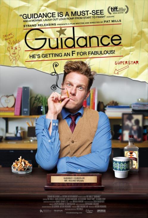 Pedagog / Guidance (2014) PL.DVDRip.XviD-KiT / Lektor pl
