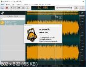 Ocenaudio 3.0.8 - звуковой редактор