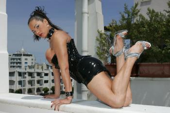 Camilla Jolie, Kathia Nobili - Italian She Male 33