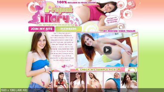 PregnantMary SiteRip