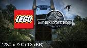 LEGO: Мир Юрского периода / LEGO: Jurassic World [Update 1] (2015) PC | RePack от R.G. Механики