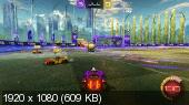 Rocket League [v 1.10 + 4 DLC] (2015) PC | RePack от R.G. Механики