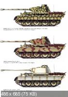 Свирин М.Н. - Тяжелый танк Пантера Pz.Kpfw V (2003)