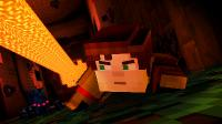 Minecraft: Story Mode - A Telltale Games Series. Episode 1-5 (2015-2016/RUS/ENG/Multi/License)