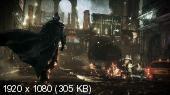 Batman: Arkham Knight - Premium Edition (2015) PC | RePack от xatab