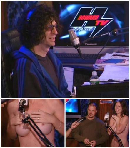 Howard Stern On-Demand - Sick Richard Pukes and Allison Is Revealed ShareTheFiles com