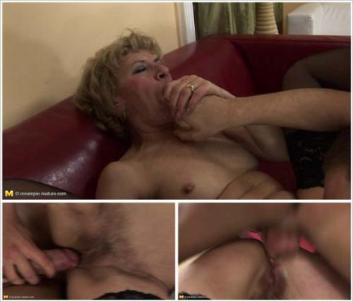 Creampie-Mature / Mature.nl - Alex 45 (2010/HD)