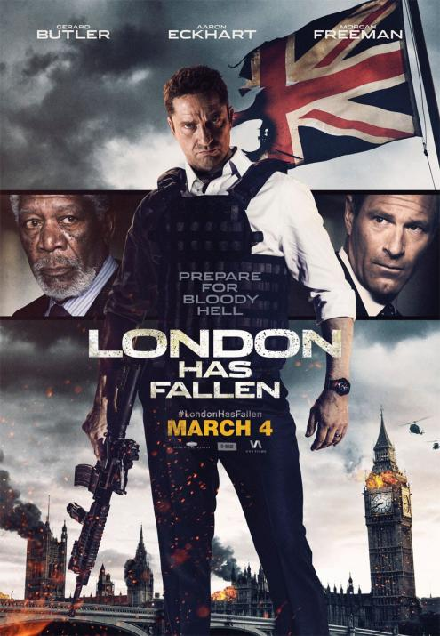 Londyn w ogniu / London Has Fallen (2016)  PL.480P.BRRip.XViD.AC3-OzW    LEKTOR PL