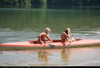 Seaworthy Canoe Trip 1